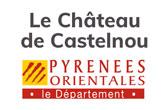 Le chateau de Castelnou